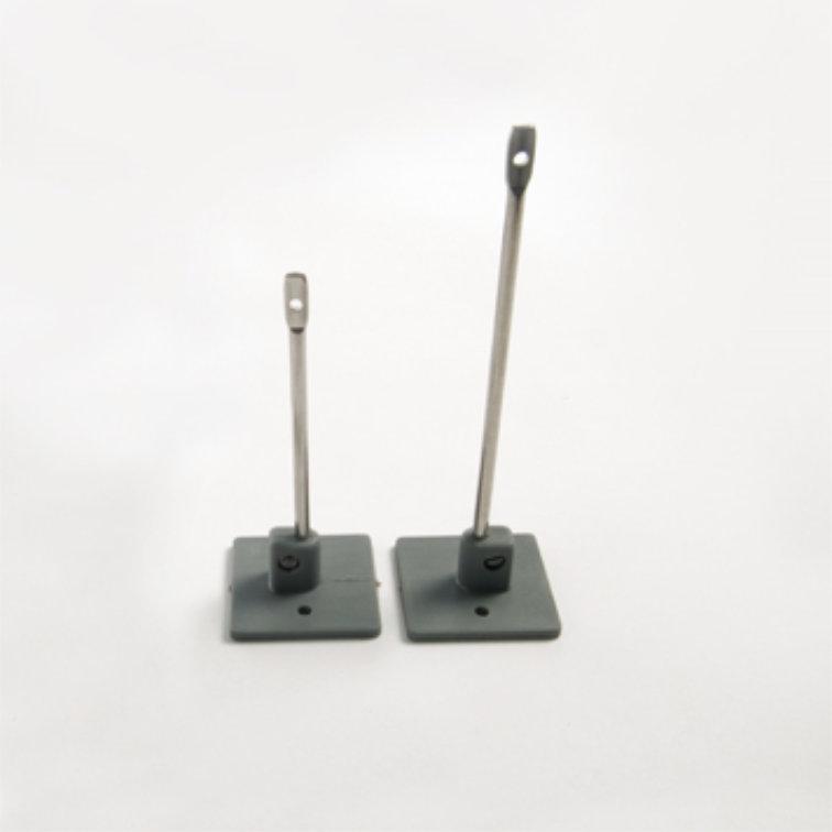 Bestrijden van duivenoverlast met een stick on postsysteem