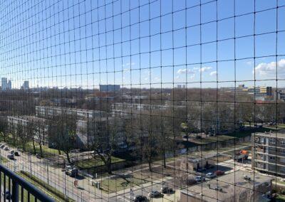 Duivenwering net 50x50mm Rotterdam